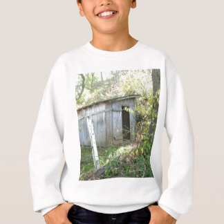 Weathered Rustic Shed Sweatshirt