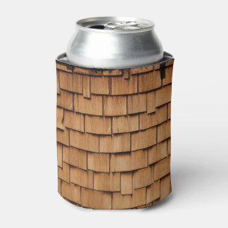 WEATHERED SHINGLES CAN COOLER