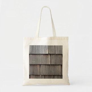 Weathered Shingles Tote Bag