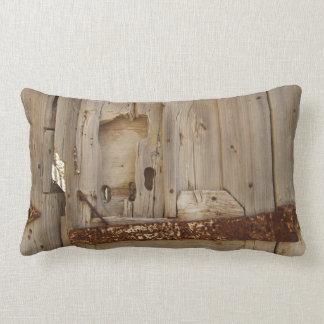 Weathered Timber Cushion