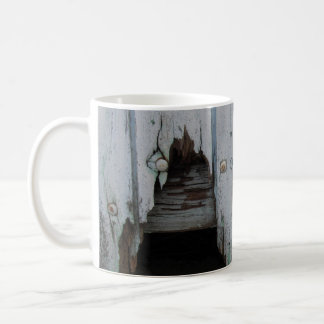 Weathered Timber Mug