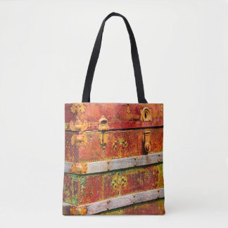 Weathered Treasure Tote Bag