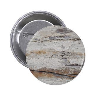 Weathered Wood 6 Cm Round Badge