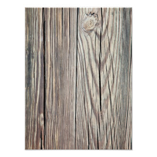 Weathered Wood Grain Plank Background Template Photo Art