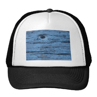 Weathered Wood Trucker Hat