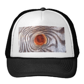 Weathered Wood Hat