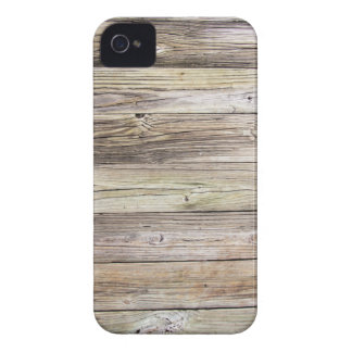 Weathered Wood iPhone 4 Barely There Case iPhone 4 Covers