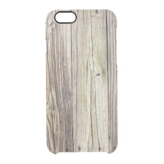 Weathered Wood iPhone 6 Deflector Case