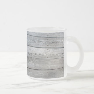 Weathered Wood Mug