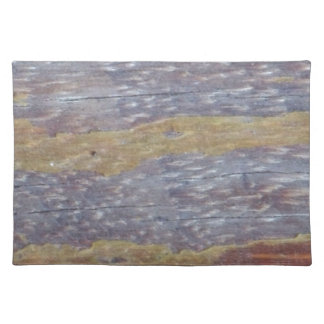 Weathered Wood Placemat