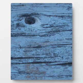 Weathered Wood Plaque
