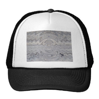 weathered wood ripple hats