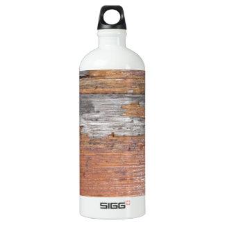 Weathered wood SIGG traveller 1.0L water bottle