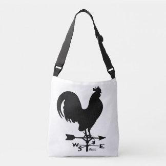 Weathervane Rooster Crossbody Bag