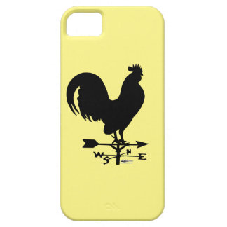 Weathervane Rooster iPhone 5 Cover