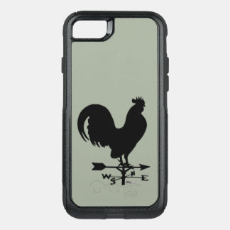 Weathervane Rooster OtterBox Commuter iPhone 8/7 Case