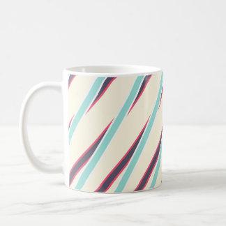 Weaved pattern mug
