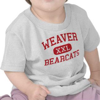 Weaver - Bearcats - High School - Weaver Alabama Tee Shirts