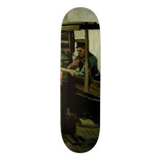 Weaver by Vincent Van Gogh Skate Board Deck