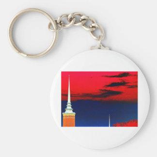 Weaver Chapel Wittenberg University Key Ring