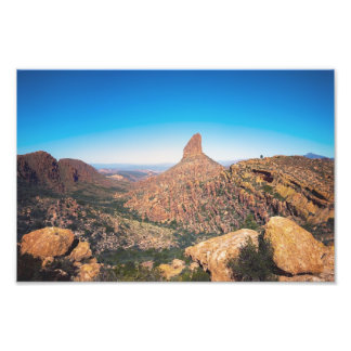 Weavers Needle - Arizona landscape | Photo Print