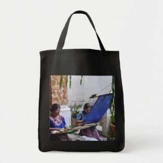 Weaving in Antigua drybrush