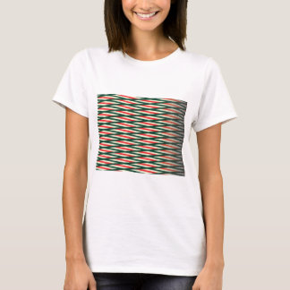 Weaving style cool design T-Shirt