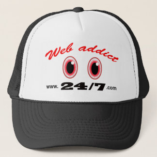 Web addict cap