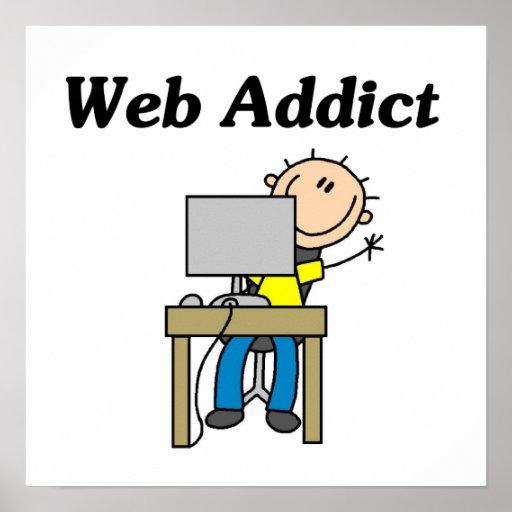 Web Addict Print