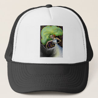 Web and Water Trucker Hat