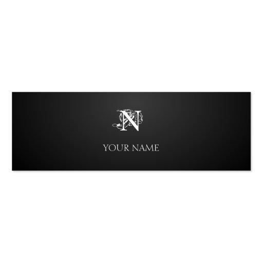 Web Basic Business Card Template