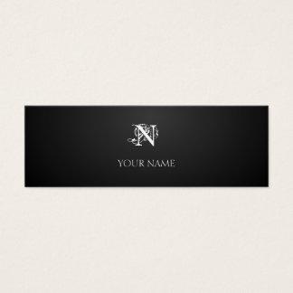 Web Basic Mini Business Card