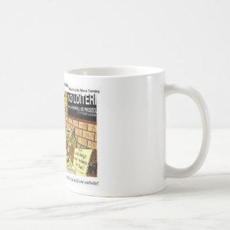 Web Design Beggar Funny Gifts Tees & Collectibles Basic White Mug