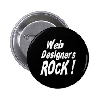 Web Designers Rock! Button