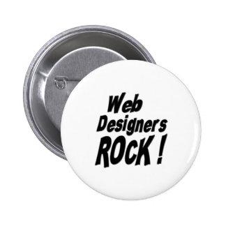Web Designers Rock Button