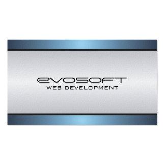 Web Developer - Business Cards