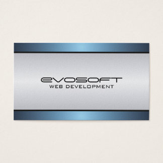 Web Developer - Business Cards