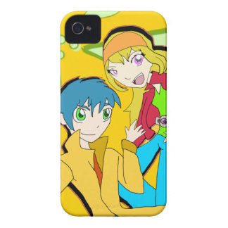 Web Kidz iphone case