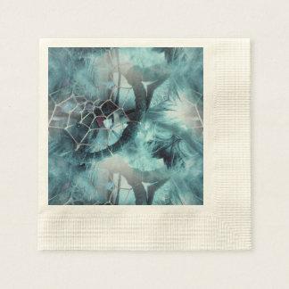 Web Of Dreams Paper Napkin