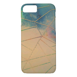Web of Watercolors iPhone 7 Case