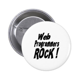 Web Programmers Rock! Button