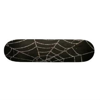 web custom skate board