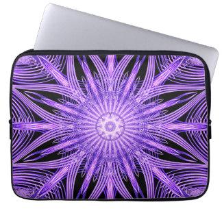 Web Way Mandala Laptop Sleeve