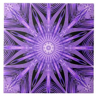 Web Way Mandala Tile
