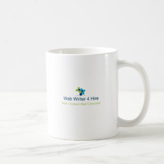 Web Writer 4 Hire Mug