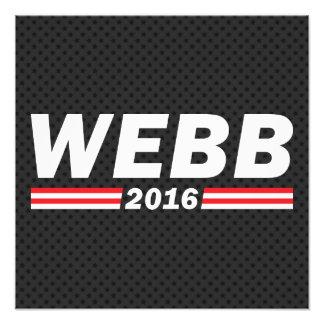 Webb 2016 (Jim Webb) Photographic Print