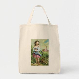 Webbs Superior Stove Polish Canvas Bag