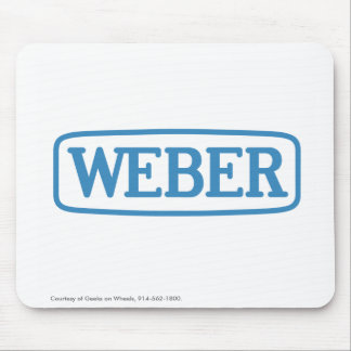 Weber Screwdriving Systems Mouse Pad