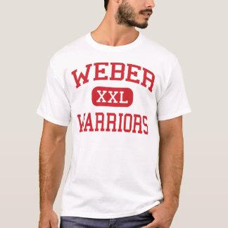 Weber - Warriors - Weber High School - Ogden Utah T-Shirt