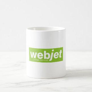 WebJet mug Airlines